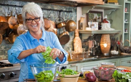 Paula Dean cooking 1