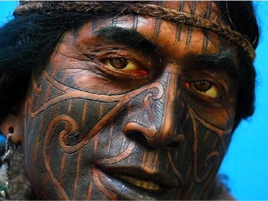 Polynesian tattoo 2a