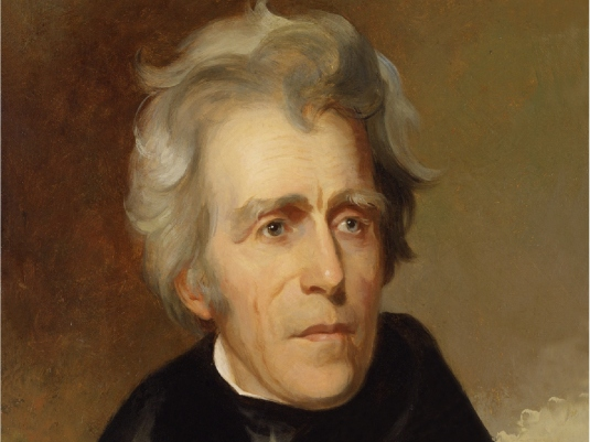Pres. Andrew Jackson 1a