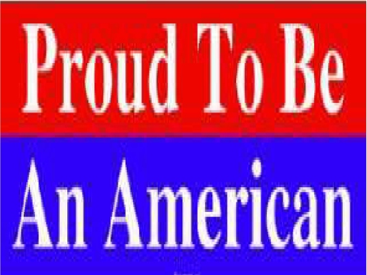proud to be an American 1a
