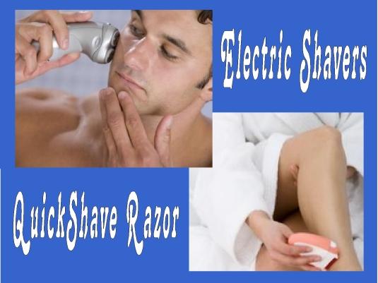 razors and shavers 1b