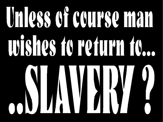 return to slavery 1a