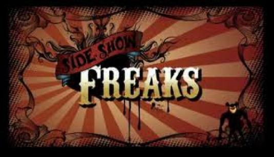 Side Show Freaks Banner 1