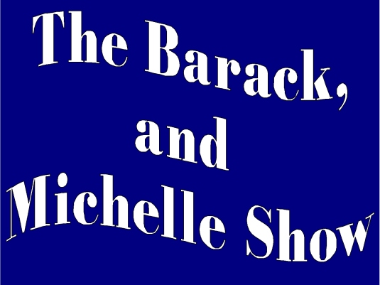 Barack and Michelle show 2a