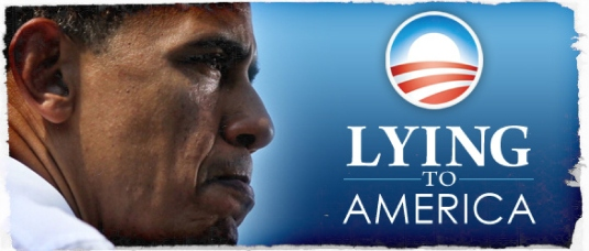 Barack Obama Lying to America 2