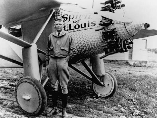 Charles Lindbergh - Spirit of S