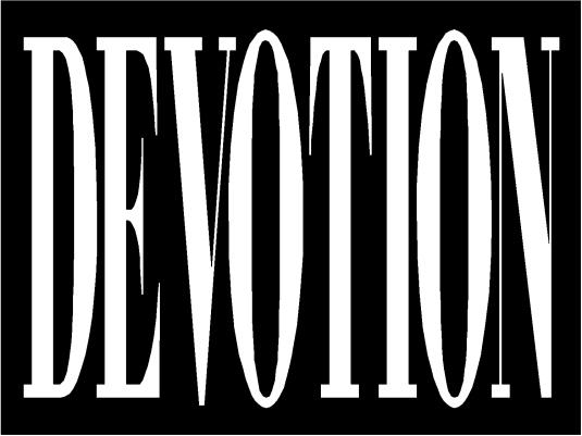 devotion - page break 1a