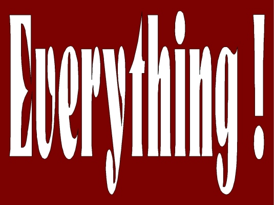 everything 1a