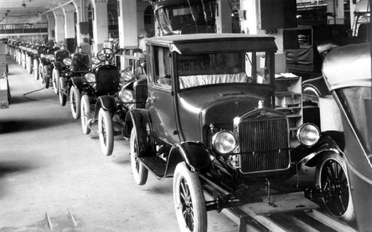 Ford assembly line 1