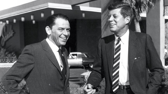 Frank Sinatra and Kennedy 1