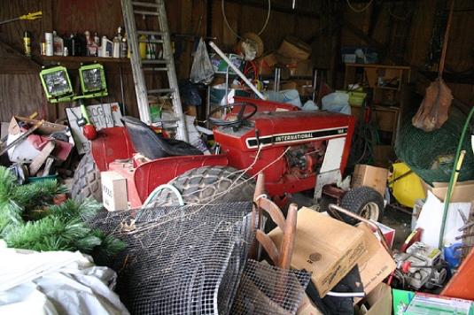 garage junk 1
