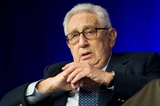 Henry Kissinger - credibility