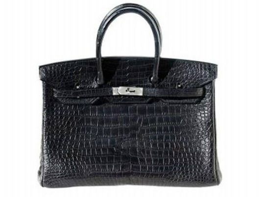 Hermes Matte Crocodile Birkin -