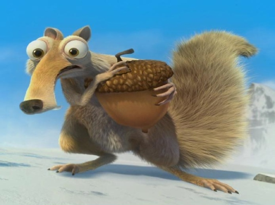 Ice Age squirrel 2