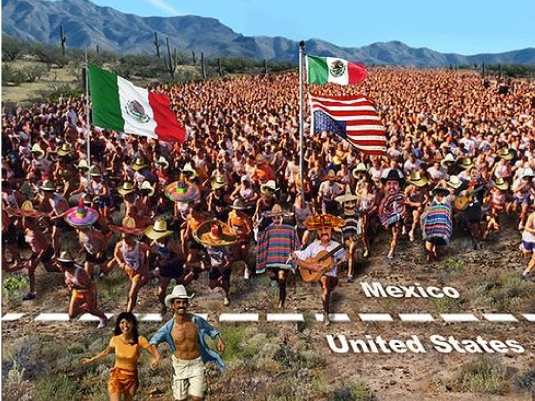 illegal immigrants from Mexico 2a