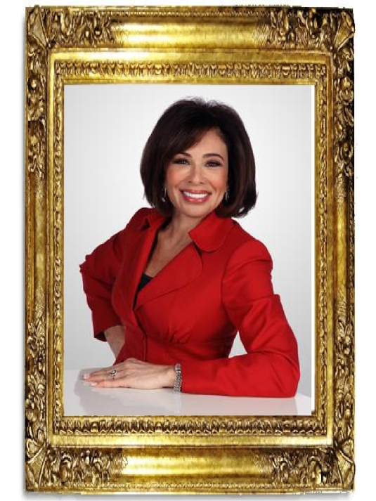 Jeanine Pirro - in frame 1a