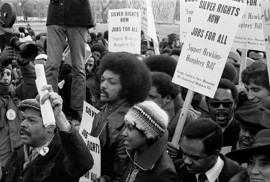 Jesse Jackson - civil rights ac