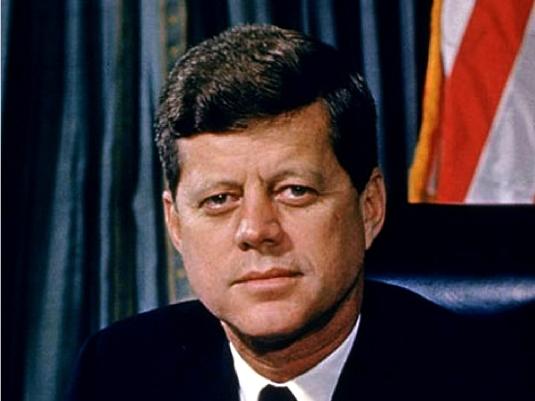 John F. Kennedy - 35th president 1a