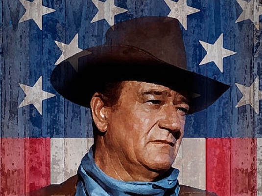 John Wayne - old hat 5a  sig