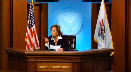 Judge Jeanine Pirro on the benc