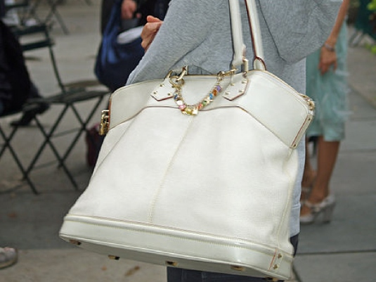 large white handbag 1a