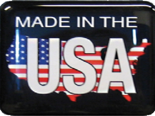 made in the USA - 1a