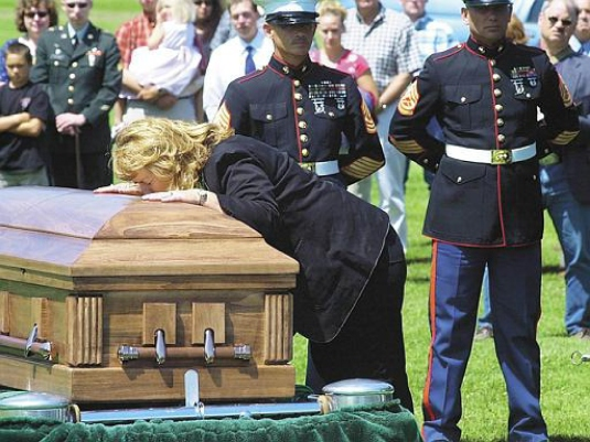 military funeral 1