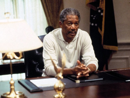Morgan Freeman deep impact 2