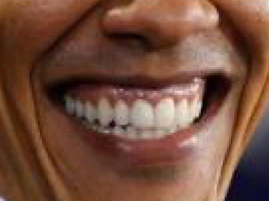 Obama grin 2