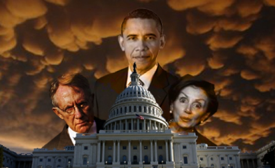 Obama Reid and Pelosi 3
