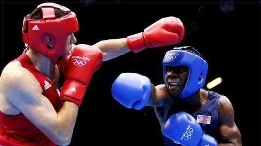 Olympic boxers 1