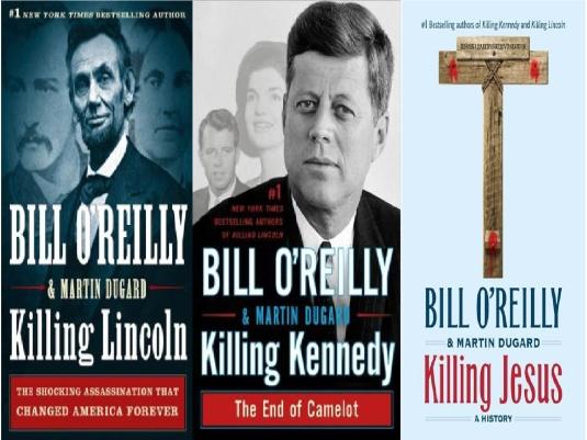 O'Reillys Killing Books 1a