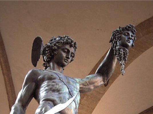 Perseus and Medusa 1a