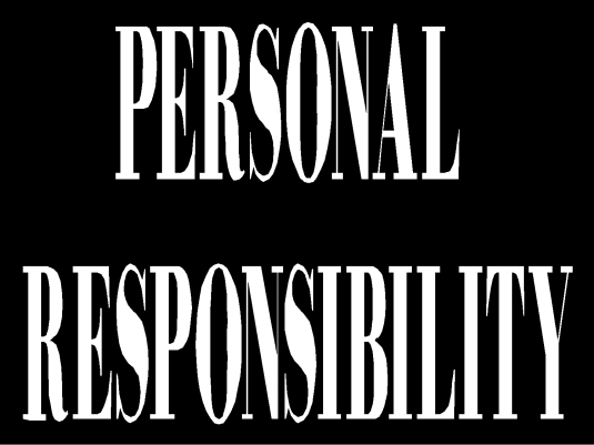 personal responsibility 2 - page