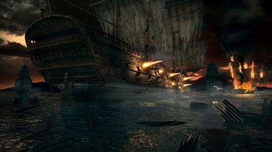 Pirates - Canon blazing