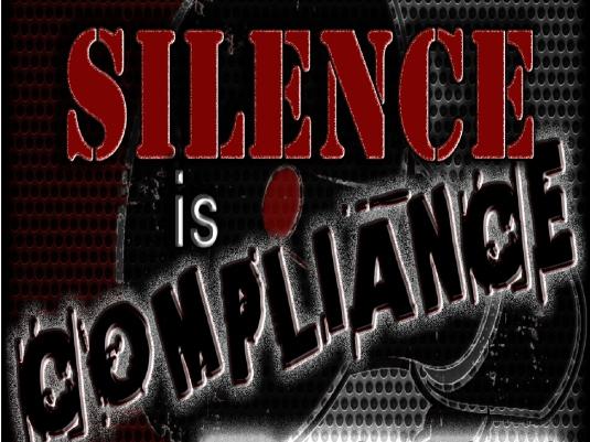 Silence is Compliance 1a
