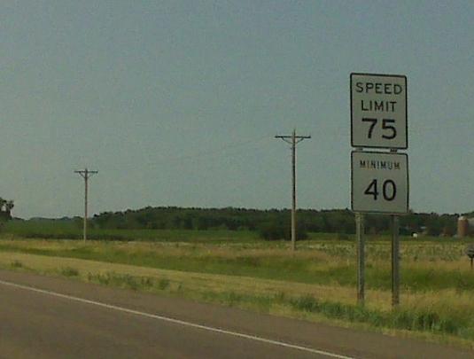 speed limit sign 1