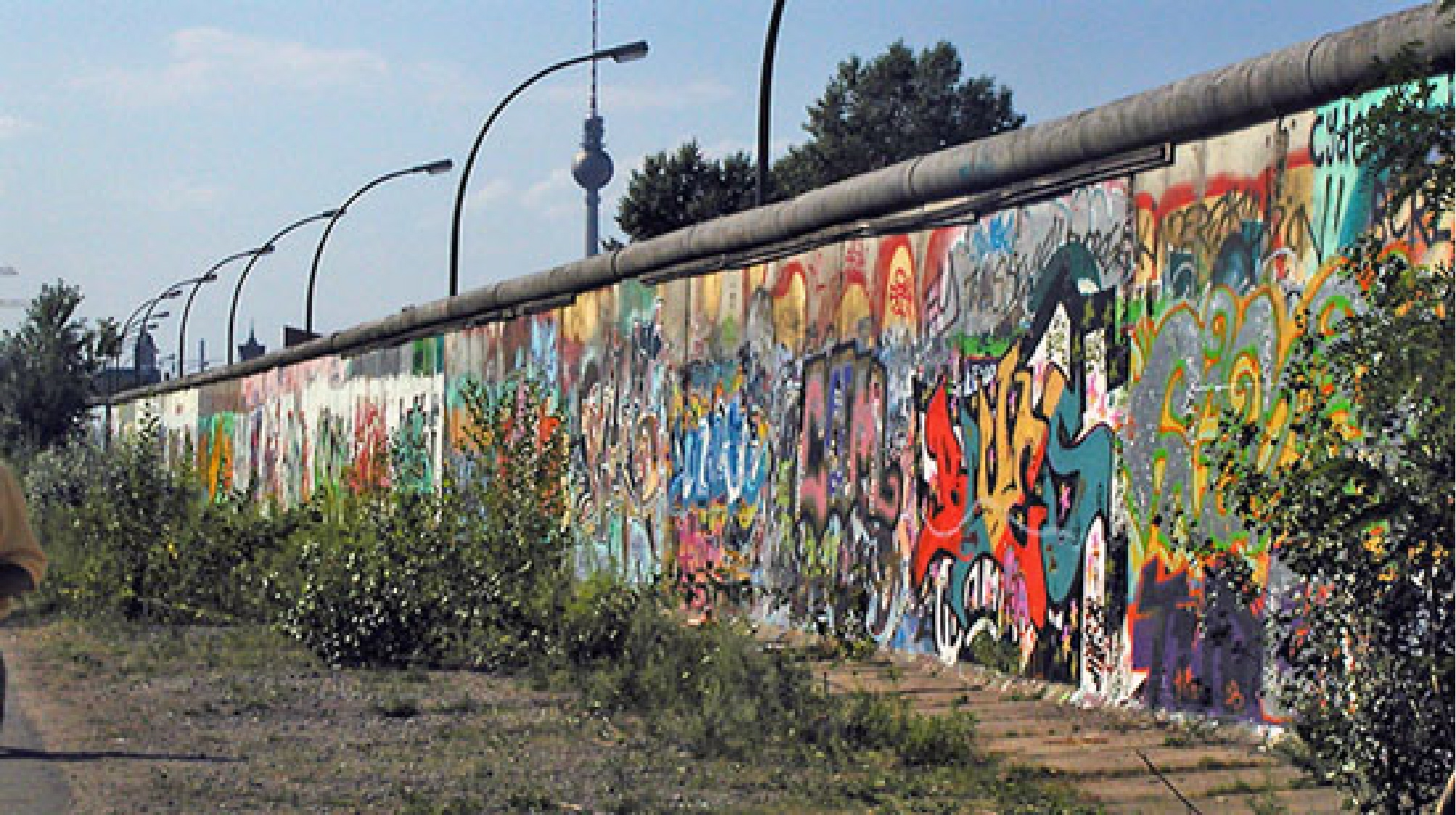 the berlin wall This weekend, germany will observe the 25th anniversary of the fall of the berlin  wall the german democratic republic (east germany).