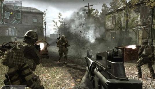 videogame scene 1