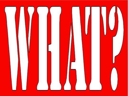 what - red 1a