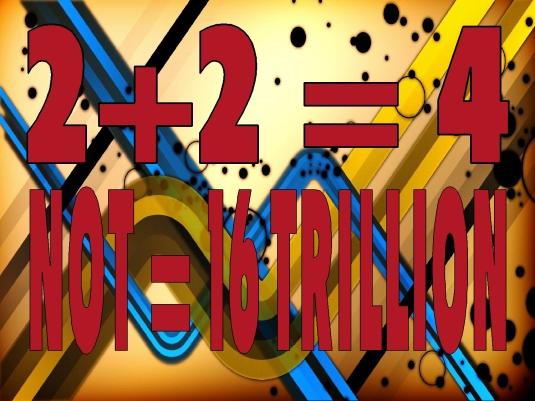 2+2 = 4 - page break 1a
