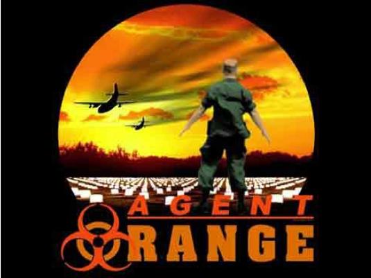 agent orange - poster 1a