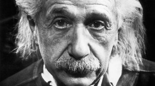 Albert Einstein - movie 1