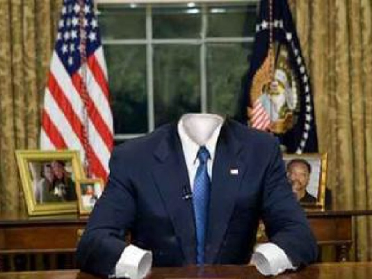 America's empty suit 1a