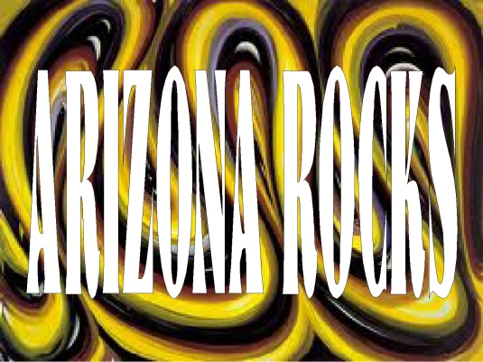 Arizona rocks - page break