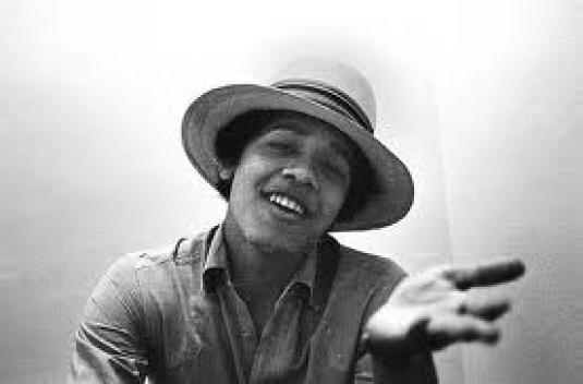 Barack Obama - College