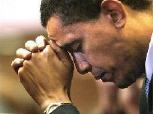 Barack Obama - sad