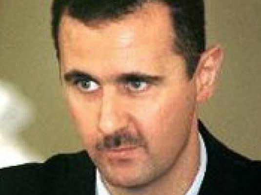 Bashar al-Assad 1a
