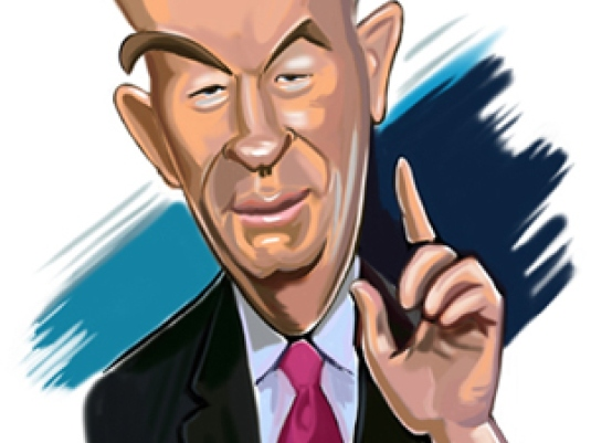 Bill O Reilly - caricature 2a