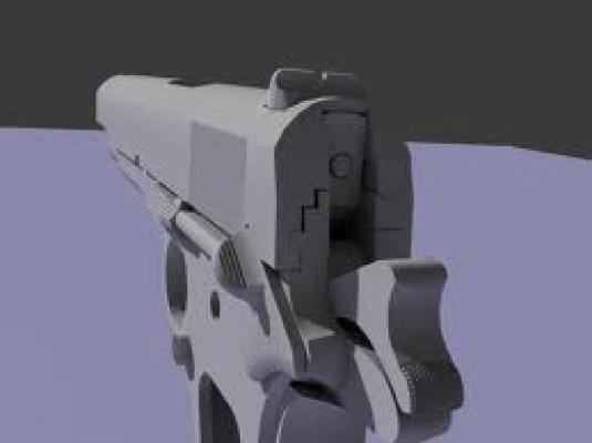 Colt 45 ACP A-1